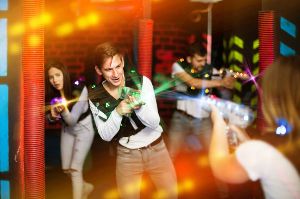 Xtreme Laser Tag